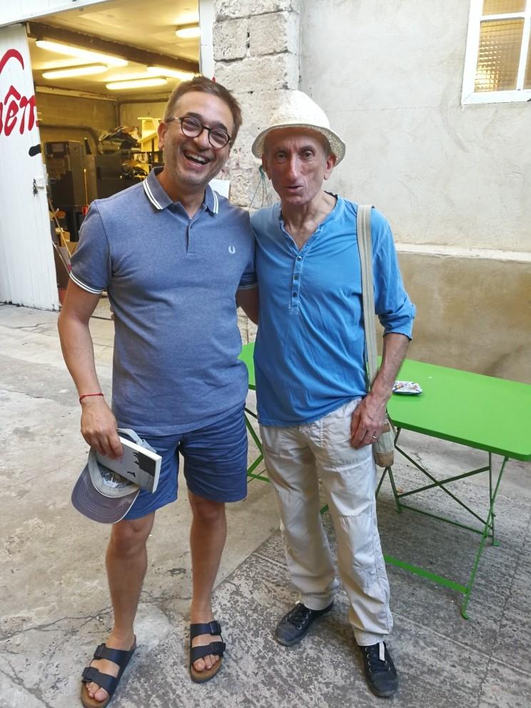 Jean François Derec & Moi